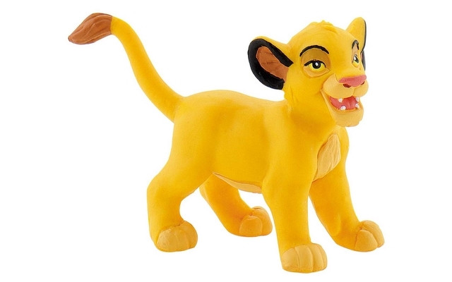 The Lion King - Young Simba (4.6cm)