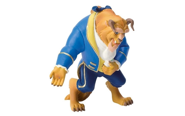 Beauty and the Beast - Beast (10cm)