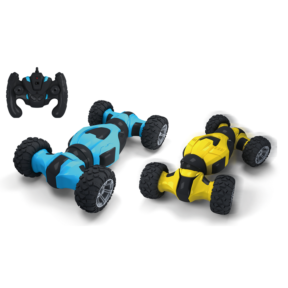 R/C Extreme Stunt X with Battery & USB Charger (2 Assorted)