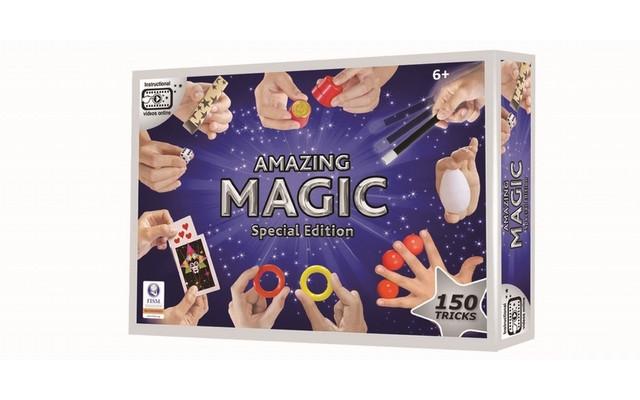 Amazing Magic - 150 Tricks