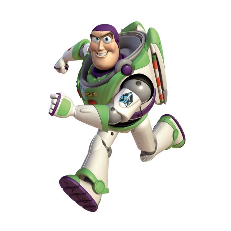 Toy Story Buzz Glow in Dark Giant P & S Wall Decal
