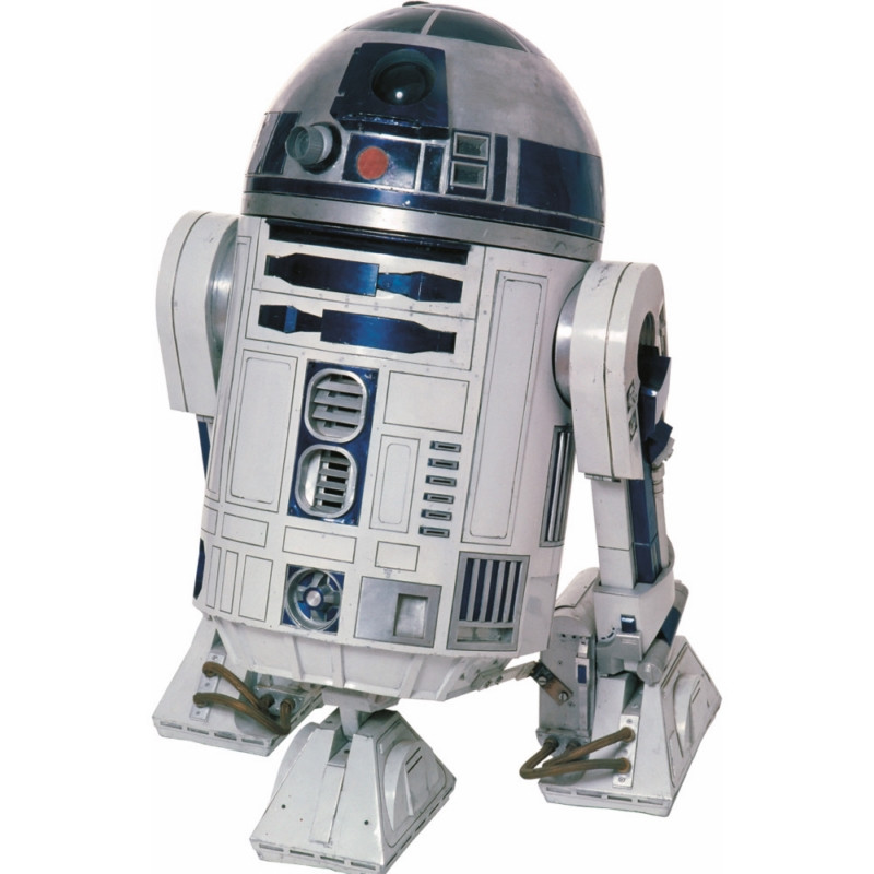 Star Wars R2D2 Peel & Stick Giant Wall Decal