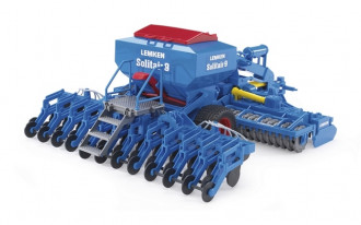 Lemken Solitair 9 Sowing Combination