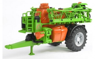 Amazone UX 5200 trailed field sprayer