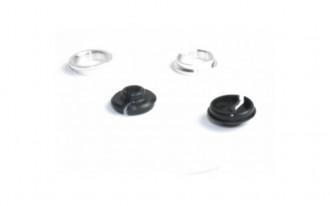 Shock Lower holder & Adjust Ring (2)