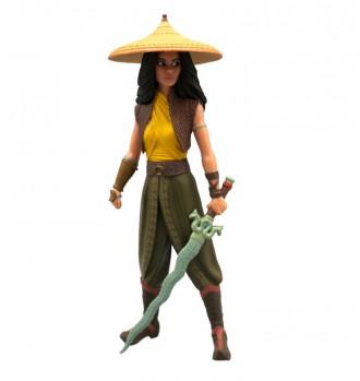Raya - Raya and the last Dragon - 10cm Tall