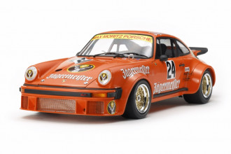 1/12 Porsche 934 Jagermeister (with Photo-Etched Parts)