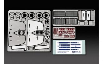 1/20 Lotus 79 1979 Photo Etched Parts Set
