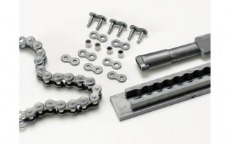1/6 Bike Assembly Chain Set