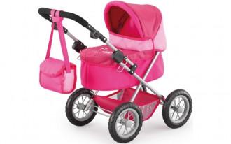 Trendy Doll's Pram (Pink)