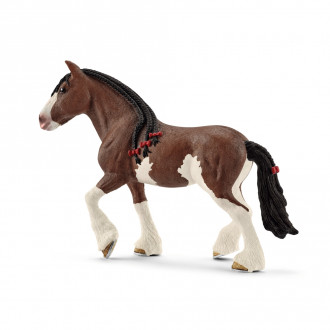 Farm World - Clydesdale mare (12cm Tall)