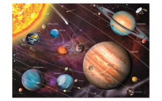 Neon Solar System (1x1000pc)