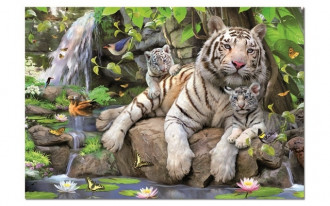 White Tigers of Bengal (1x1000pc)