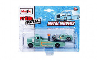 "3"" Fresh Metal Movers (12 Assorted)"