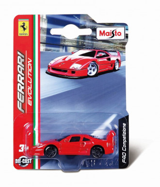"3"" Fresh Metal Ferrari Evolution (Assorted)"