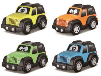 My 1st Collection - Jeep Wrangler (4 Assorted)