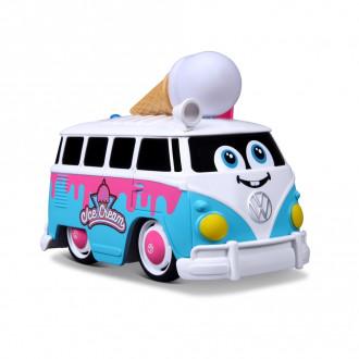Magic Ice Cream Bus - VW Samba w/6 Coins