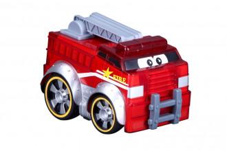 Push & Glow - Fire Truck