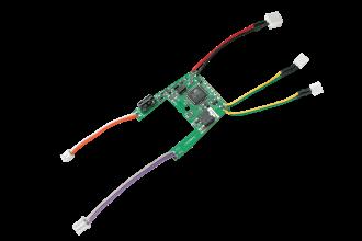 Digital decoder (all cars except  Formula 1)
