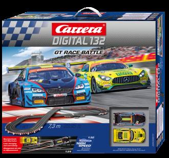 Digital GT Race Battle 7.3m Set