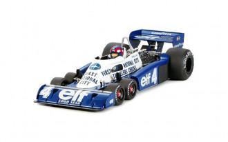 1/20 Tyrrell P34 Monaco G.P. 1977