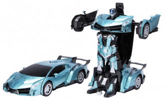R/C 1/16 Justice Fighter Autobots Transforming Car (Lambo)