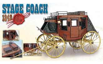 Artesania Latina - Stage Coach 1848