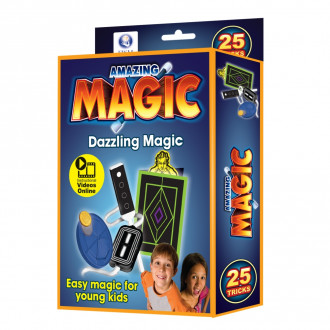 Amazing Magic Pocket Set #5 with 25 Tricks