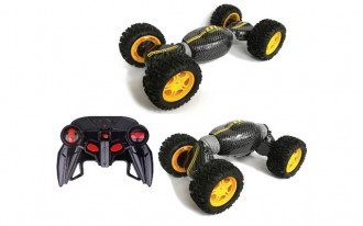 R/C Ultimate X Stunt Car with Battery & USB charger