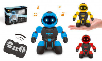 R/C Mini Robot (3 Assorted)