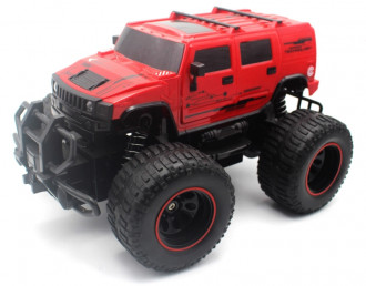 1/10 R/C Hummer Truck with 7.2V Battery & USB Charger (2 Assorted)