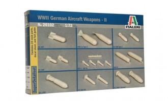 1/72 World WarII German Aircraft Weapons II