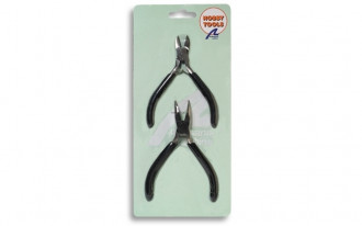 Swan Neck Plier & Cutting Plier