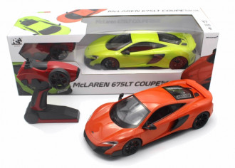 1/14 R/C Mclaren 675LT Coupe with 6V Battery & USB Charger (2 Assorted)