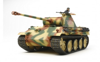 1/35 Panther Ausf.G Early (1 Motor)