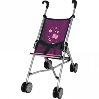 Buggy Doll's Pram (Butterfly)