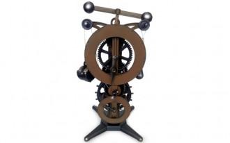 Leonardo Da Vinci Clock