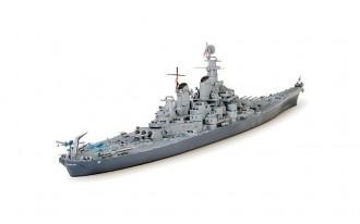 1/700 US Navy Battleship BB-63 Missouri