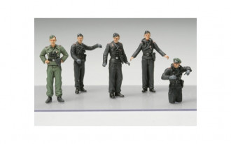 1/48 WWII German Infantry Set