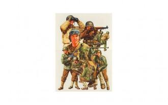 1/48 WWII US Army Infantry GI Set