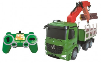 1/20 R/C Mercedes-Benz Arocs Timber Truck With Battery & USB Charger
