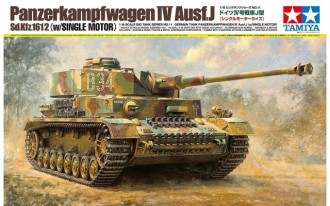 1/16 German Pz.Kpfw.IV Ausf.J (Motor)