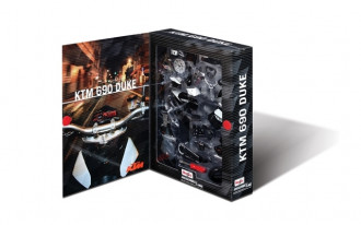 1/12 Motorcycle Kits (12 Assorted)