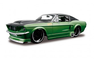 1/24 Ford Mustang GT 1967 DESIGN (Kit)
