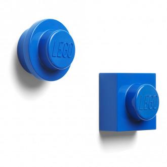 LEGO Magnet Set (4.7cm) - Blue