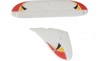 772B Sky Runner Vertical Tail Set