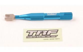 Blue Titanium Turnbuckle Wrench