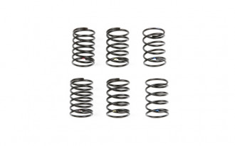 Suspension Springs for Touring Cars - Short (Black)