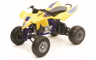1/12 Suzuki Quadracer R450 ATV