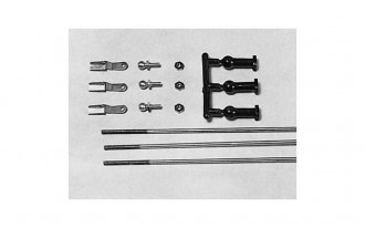 Ball Link and Adjuster Rod